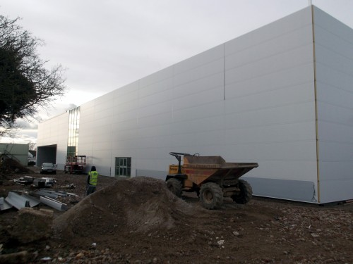 Big Box Self Storage, Colchester, Essex case study photo