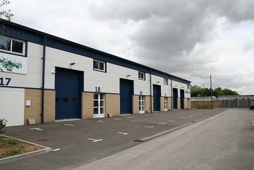 Glenmore Business Park, Waterbeach, Cambs case study photo